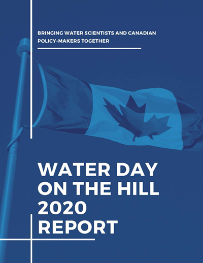 Water Day on the Hill Report